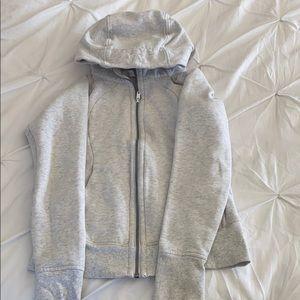 Lululemon Scuba Hoodie-Light Cotton Fleece